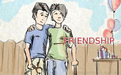 Tình bạn Song Tử và Thiên Bình
