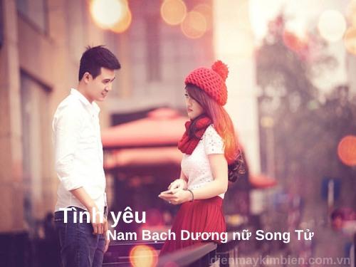 Tình yêu nam Bạch Dương nữ Song Tử