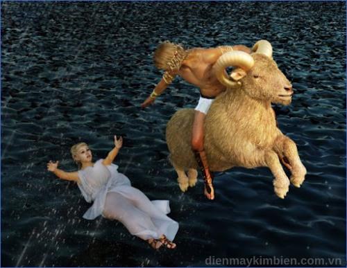 Truyền thuyết về cung Aries